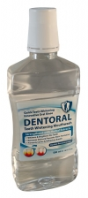 DENTORAL Teeth Whitening Mouthwash