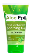 Soothing post depilatory gel